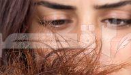 وصفات علاج الشعر التالف والمتقصف