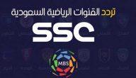 اشتراك ssc الدوري السعودي | الأسعار والترددات